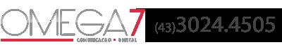 Criação de Sites - Omega7 - Comunicação Digital